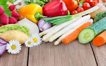 Eine vollwertige Ernährung - Überblick